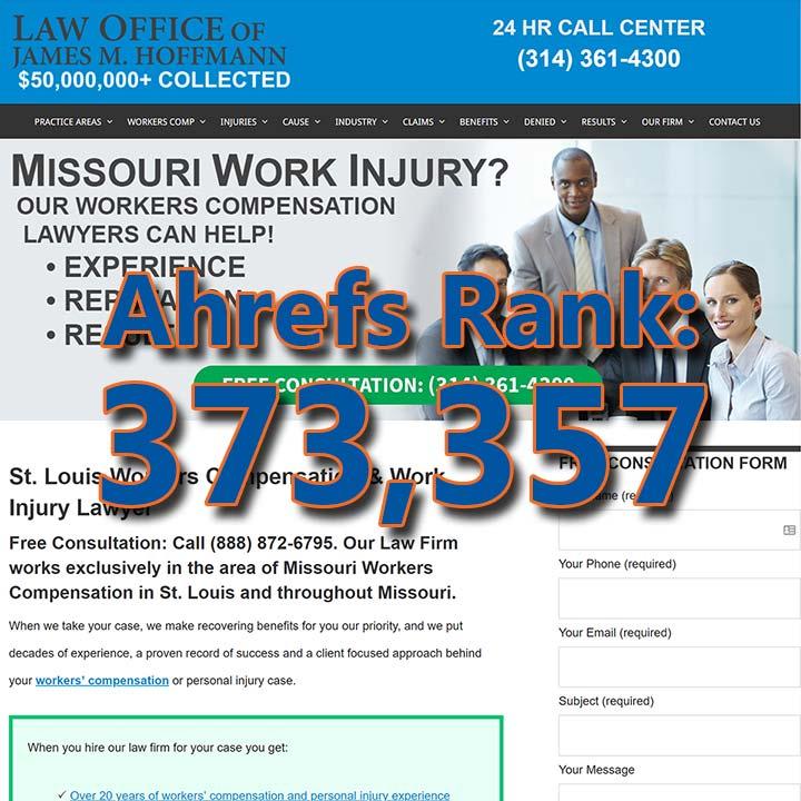 St Louis Work Injury Lawyer